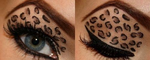 crazy!Cat Eye, Eye Makeup, Cheetahs Eye, Beautiful, Leopards Prints, Animal Prints, Leopards Eye, Hair, Halloween Ideas