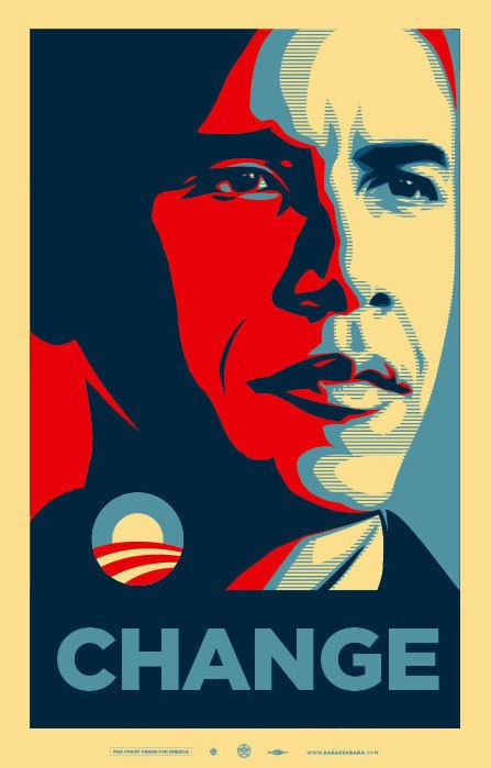 Obama: Hope and Change