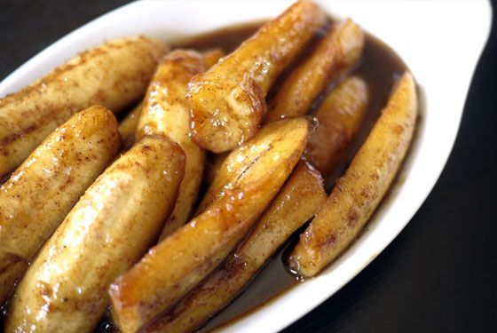 Fat Tuesday Food: Bananas Foster!!