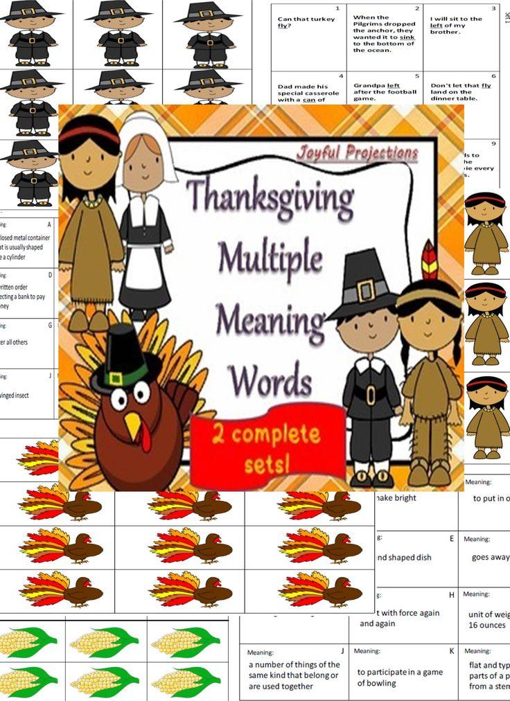 thanksgiving sentence starters