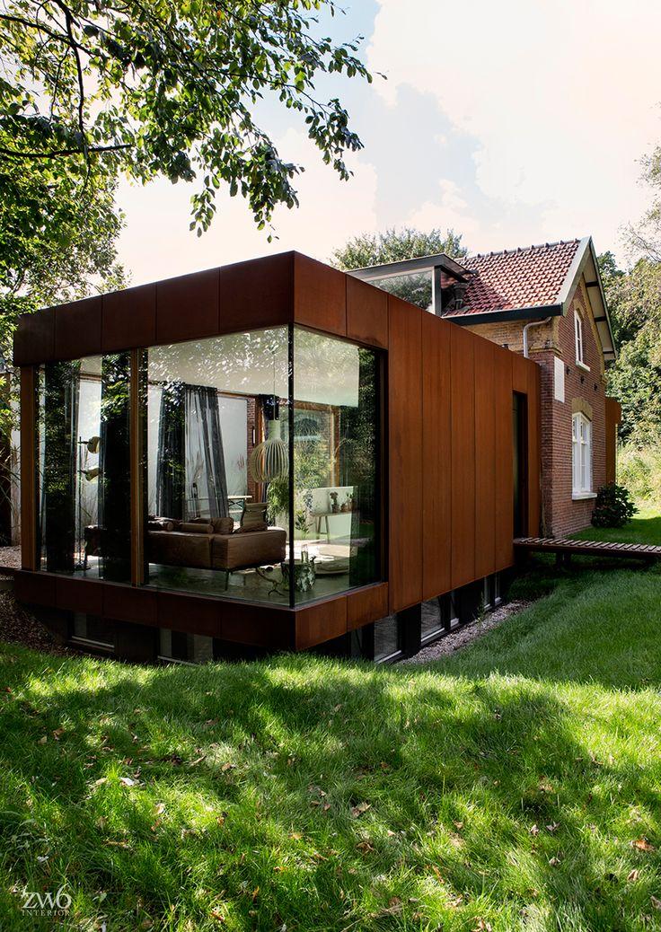 Project by ZW6, Jeroen van Zwetselaar #interior #architecture #design #exterior #zecc || #interieur #architectuur #ontwerp #Spoorhuis
