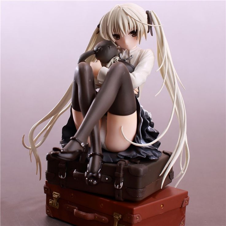 22.65$  Buy here - http://ali3ik.shopchina.info/1/go.php?t=32812891955 - Japanese Sexy Adult Action Figures Anime Planetary Brigade Cat Luggage Suitcase Sexual Models Anime Sexy Action Figures 18cm Toy 22.65$ #buymethat
