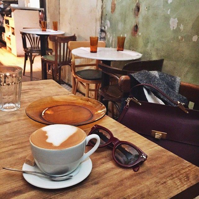 Café Parvis in Montreal, QC www.sabrinascloset.com