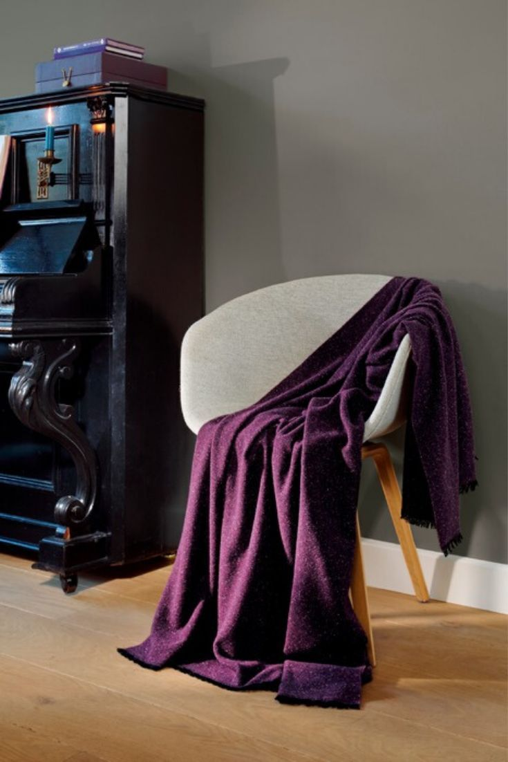 Kuscheldecke Purple Dream 150 X 200 Cm In 2020 Kuscheldecke Decke Bettdecke