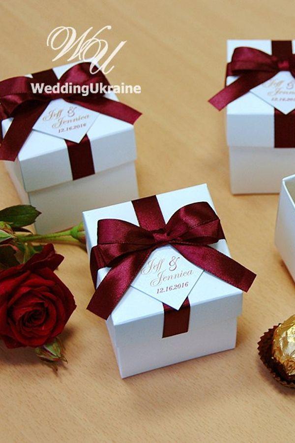 Custom Wedding Favor bags Favor bags Candy buffet bags Red Flowers Bags Wedding candy favors Wedding Anniversary Wedding candy bags