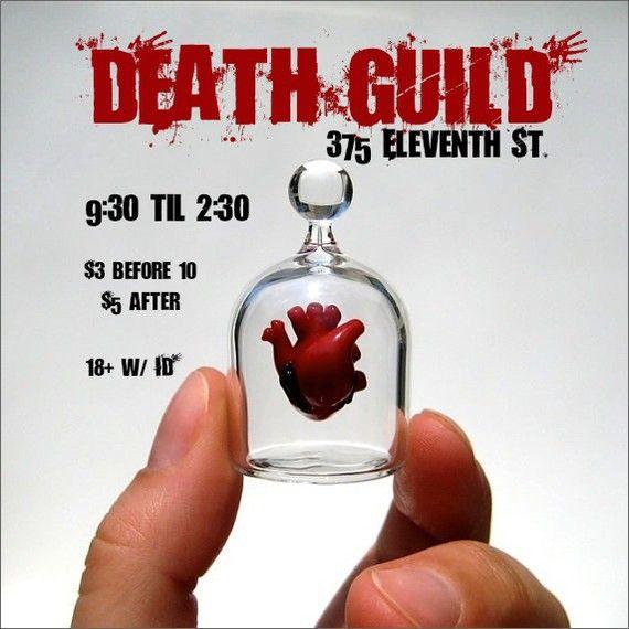 DNA Lounge: Death Guild, 27 Oct 2014 (Mon)