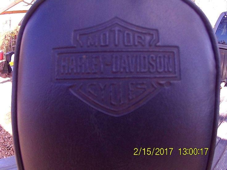 Quick Release Backrest Sissy Bar and Luggage Rack for Harley Davidson Touring  #HarleyDavidson