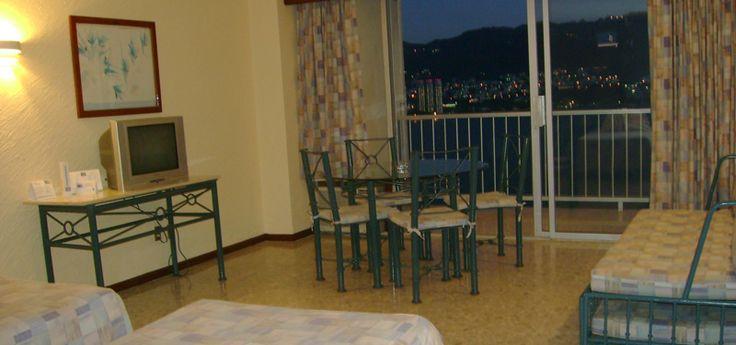 habitaciones las torres gemelas acapulco 2