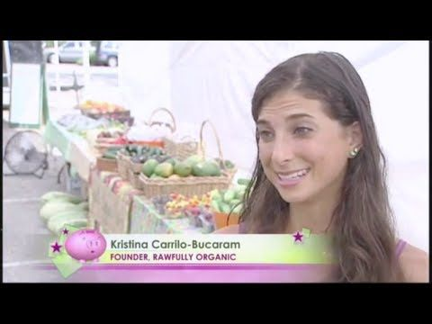 "Go Houston!  ABC Channel 13 in Houston, TX features Rawfully Organic (www.rawfullyorganic.com) as one of the best ""deals"" to get a huge box of organic fruits and vegetables at wholesale price! Run by Kristina Carrillo-Bucaram and incredible volunteers, Rawfully Organic is taking over Houston by storm and impacting the nation in regards to local co-operating,..."
