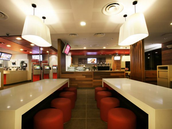 Mcdo sidney mcdo la nouvelle d coration int rieure for Catalogue decoration interieure