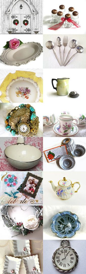 Time for a Farmhouse Holiday by Becky on Etsy--Pinned with TreasuryPin.com