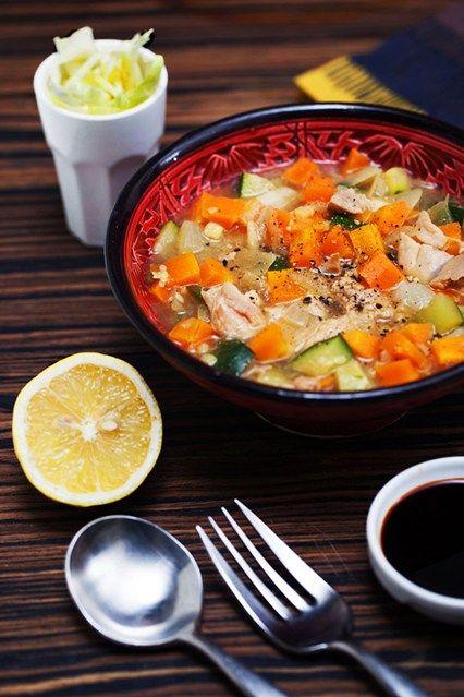 Hemsley & Hemsley: Chicken Tinola Recipe (Vogue.co.uk)