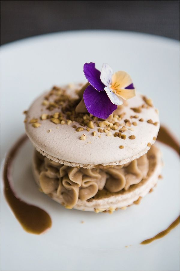 Vegetarian macarons at The Gentle Gourmet Cafe Paris | Photography by Catherine O'Hara Photography