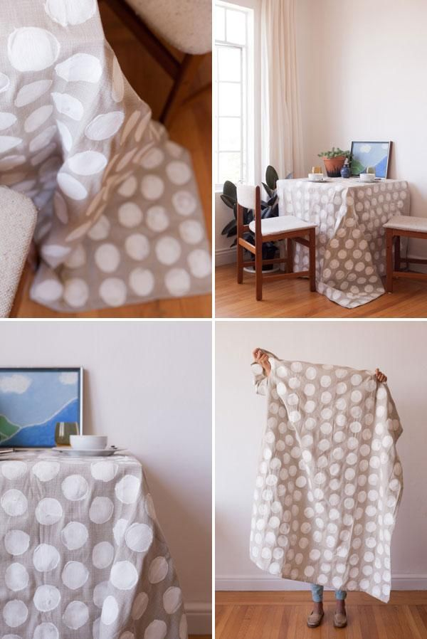 17 best ideas about Tablecloth Diy on Pinterest Oh happy day