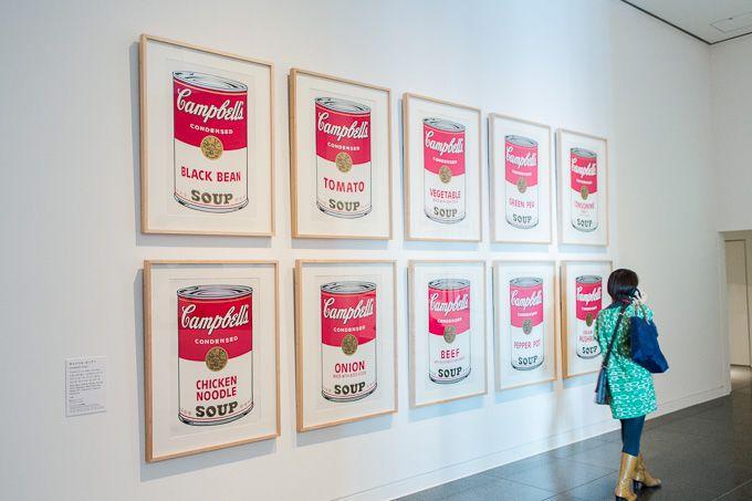 日本史上最大規模「アンディ・ウォーホル展:永遠の15分」の楽しみ方の写真21