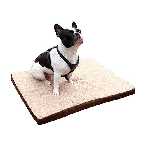 Auf der kuschligen Rapid Teck Orthopädische Hundematratze VISCO fühlt sich Ihr Hund bestimmt wohl. Die hochwertig verarbeitete Matratze bietet Hunden einen perfekten und gesunden Schlafplatz.