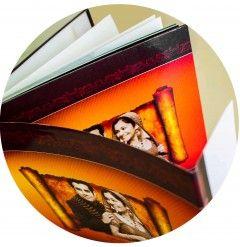 Premium photo albums. #weddingalbums #photoalbums #weddingphotoalbums Shop online at http://www.candidshutters.com/store