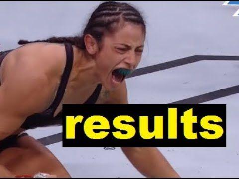 MMA UFC 216 Results (Tony Ferguson vs Kevin Lee card)