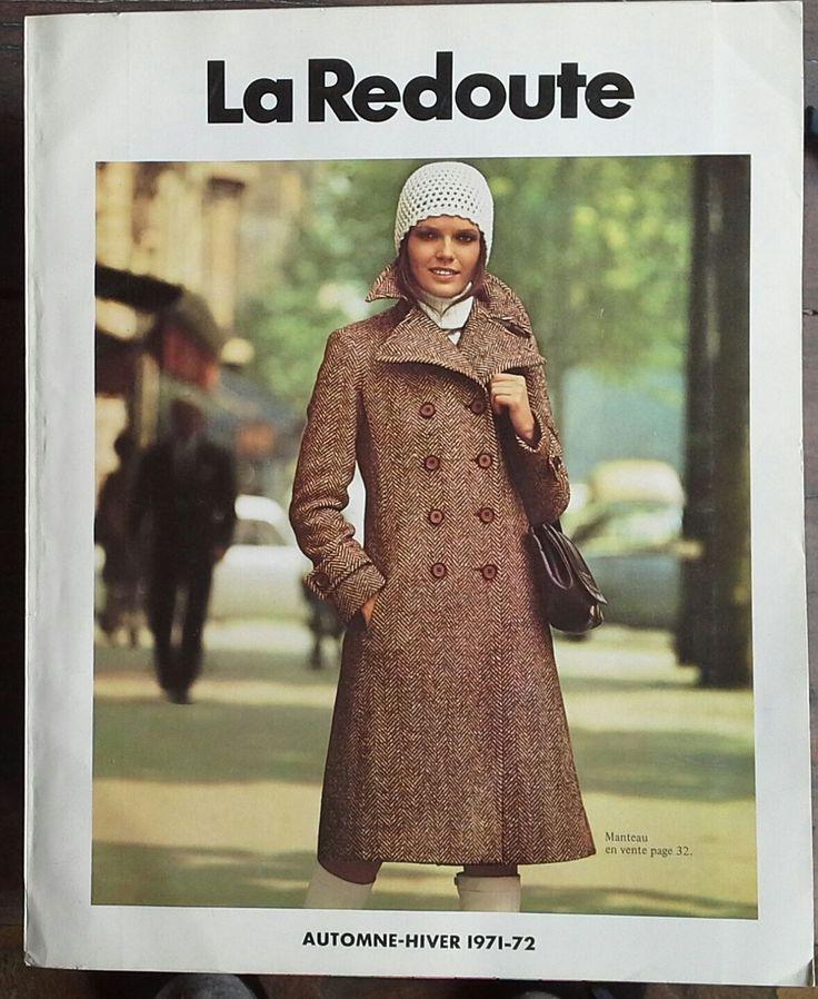 Les 24 meilleures images du tableau la mode d 39 t dans le catalogue la redoute t 1984 sur - Recevoir catalogue la redoute ...
