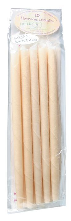 HONEYCONE Ear Candles with Filter 10 pack #Honeycone