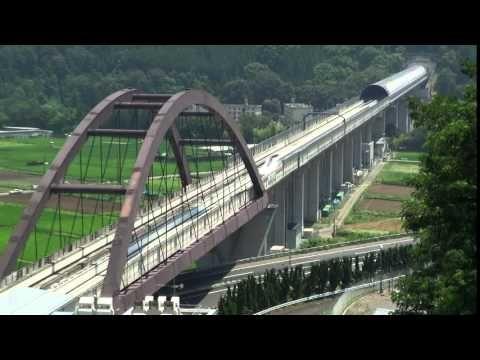 Japon Kurşun Tren Hız Rekoru Kırdı   Herşey Ben.de