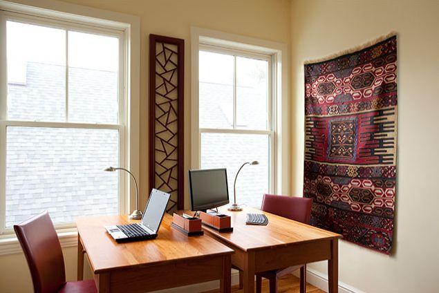 Cambridge   Daher Interior Design #workspace