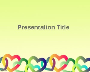 14 best love backgrounds for powerpoint images on pinterest free valentines day powerpoint template toneelgroepblik Images