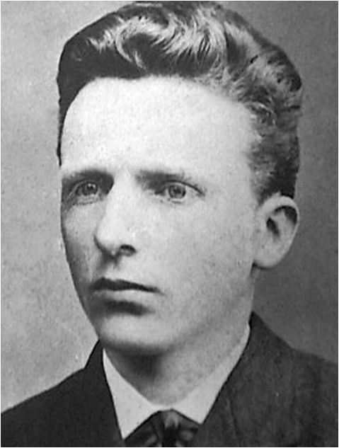 VINCENT VAN GOGH, Dutch Artist (1853-1890). Post-Impressionist painter whose work, notable for its rough beauty, emotional honesty, and bold color, had a far-reaching influence on 20th-century art. After years of painful anxiety and frequent bouts of mental illness, he died at the age of 37 from a gunshot wound, generally accepted to be self-inflicted. His work was then known to only a handful of people and appreciated by fewer still.