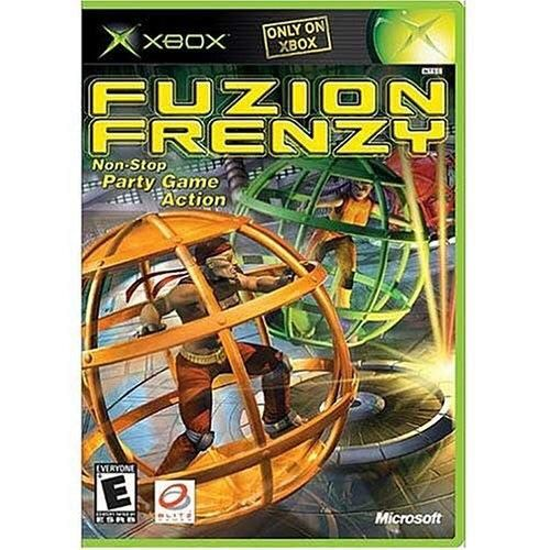 Never forget Fusion Frenzy
