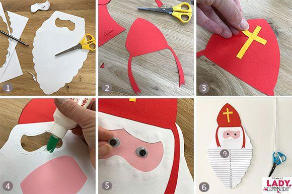 DIY: Sinterklaas aftelkalender tot Pakjesavond