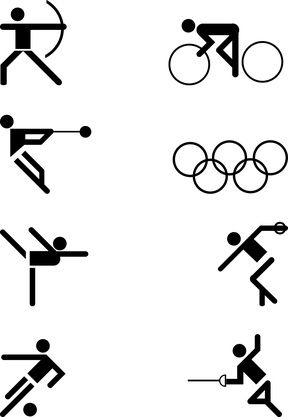 Olympic Decorating Ideas
