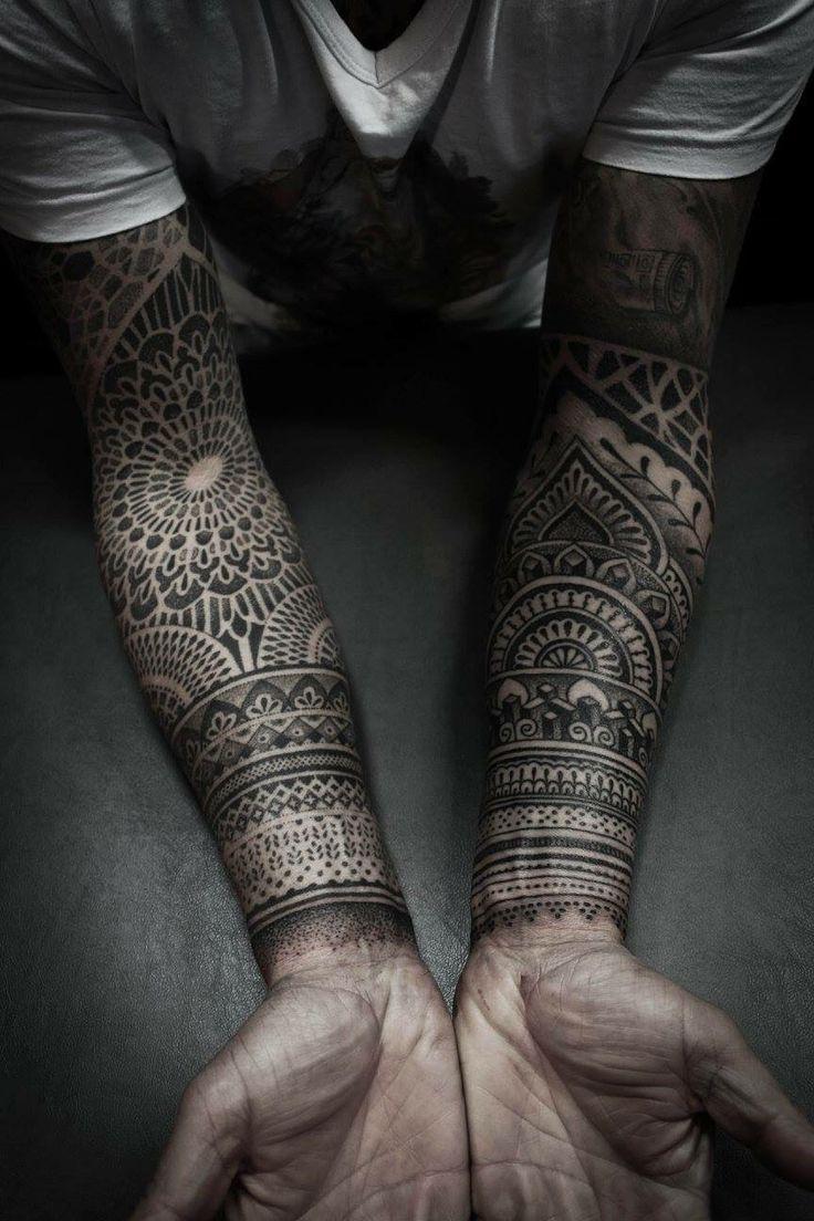 Alexis Calvié - Black Heart Tattoo