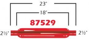 Cherry Bomb Exhaust Glasspack-87529