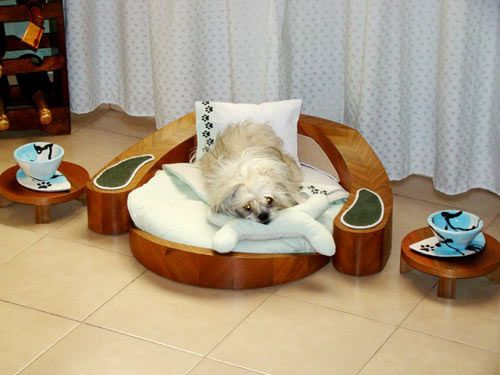 Contemporary Dog Furniture from Cedel Pets & Style in beds furniture