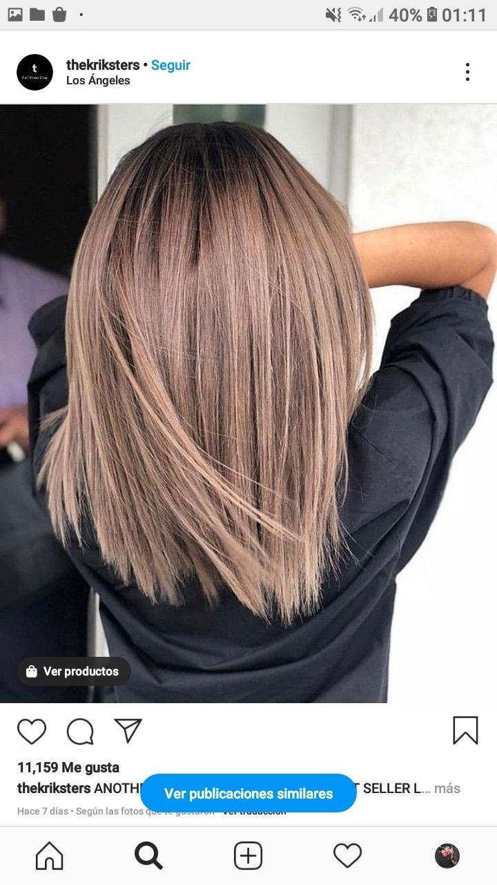 Épinglé par Sc sur Frisuren en 2020 | Coupe cheveux mi long, Couleur cheveux tendance, Cheveux