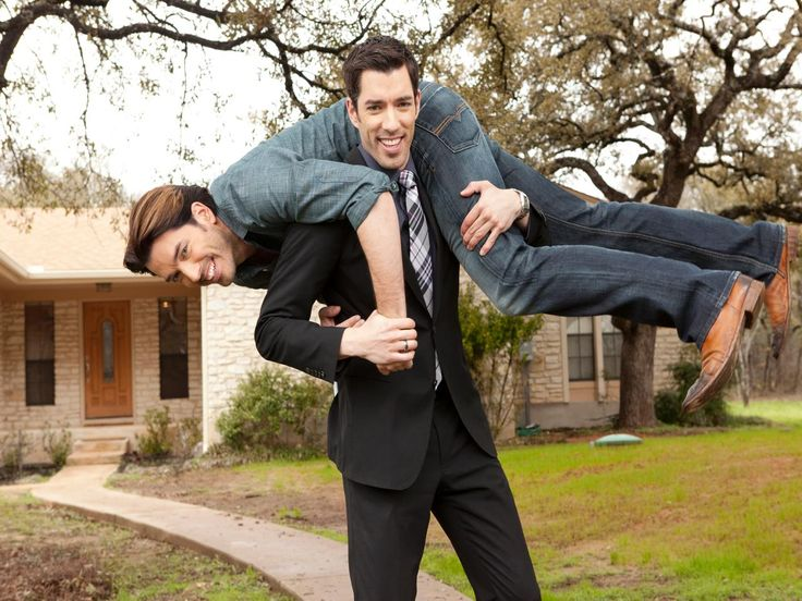 Pictures of the Scott Brothers | HGTV