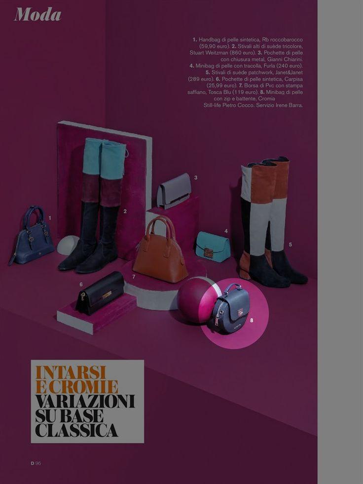 Cromia - e-shop - shop by editorial ITALY - D DI REPUBBLICA 30.07.16