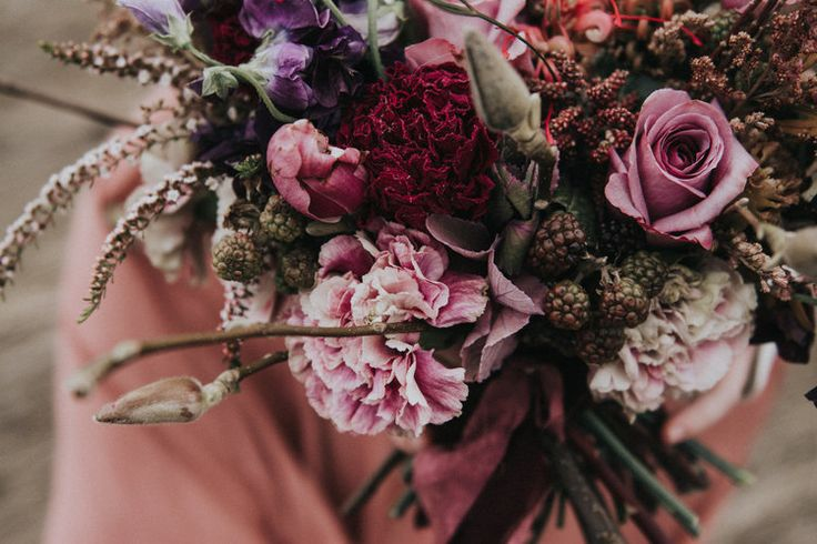 The Potted Pansy Textural Bouquet Utah   Utah bridal session with textural bouquet, gorgeous fog, and the Utah Valley mountains #utahbride #organicbouquet #utahwedding #utahvalleybride #utahbridals #utahweddingphotography #texturalbouquet