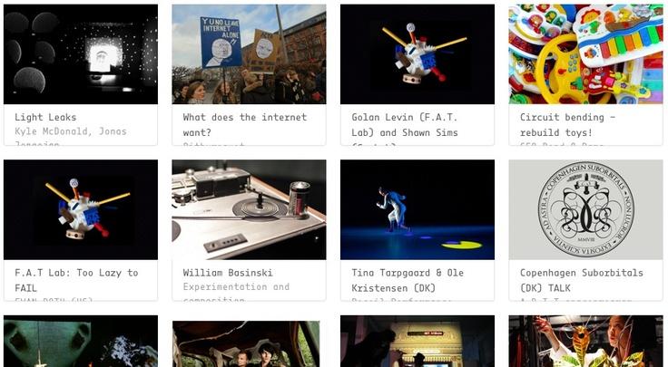 Click, new media art festival in Elsingore (Denmark) http://clickfestival.dk/