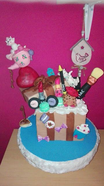 LAS DULCES TARTAS DE GLORIA:  Cake pequeñas delicias