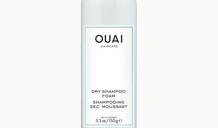 Dry shampoo is a total godsend. It means sleeping in a few minutes longer, freshening your hair without having to shower, and soaking up oils on particularly greasy days. But I think we can all agree things can get a bit... chalky. And that's why the