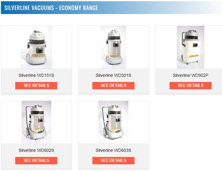 Whether you have a flooded basement, a large dust problem, or just looking for an ideal vacuum for an office or showroom application, we got it all for you: https://goo.gl/drjWnq    #Spitwater #Vacuum #SpitwaterAustralia #Cleaning