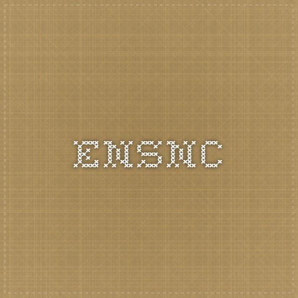 ENSNC 2010