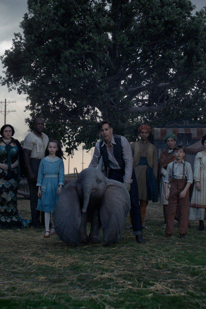Meet The A List Cast Of Tim Burton S Live Action Dumbo Film With