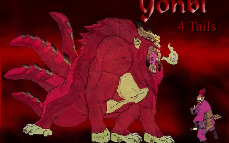 Naruto tailed beasts; The Four Tails, Son Gokū. It's most ...
