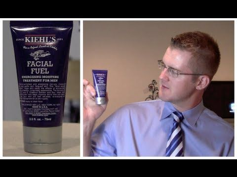 Kiehl's Facial Fuel Men's Moisturizer Review - by Tyler!