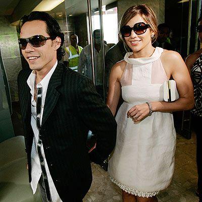 EXPLORING THEIR ROOTS photo | Jennifer Lopez, Marc Anthony