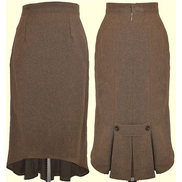 Retroscope Fashions Plus Size Ladies Skirts and Bottoms found on Polyvore