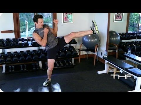 Accelerated Series: LEGS WORKOUT | Tony Horton Fitness - YouTube.  Love him or hate him, this gets it done!