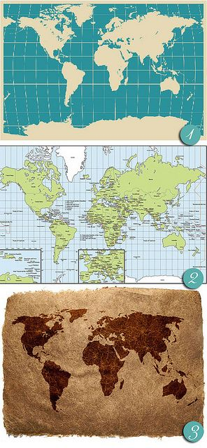 free map downloads  @Jonathan Nafarrete Nafarrete Homes the brown one could be a good one for the nautical / ship theme